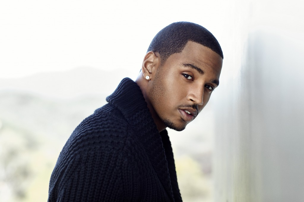 Trey Songz - pub photo 1 -  picture credit James Dimmock
