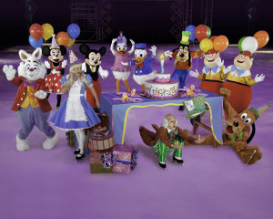 DISNEY ON ICE Let's Celebrate - UnBirthday[1]