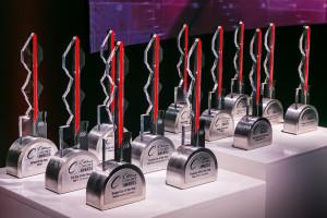 CarsAwards trophies