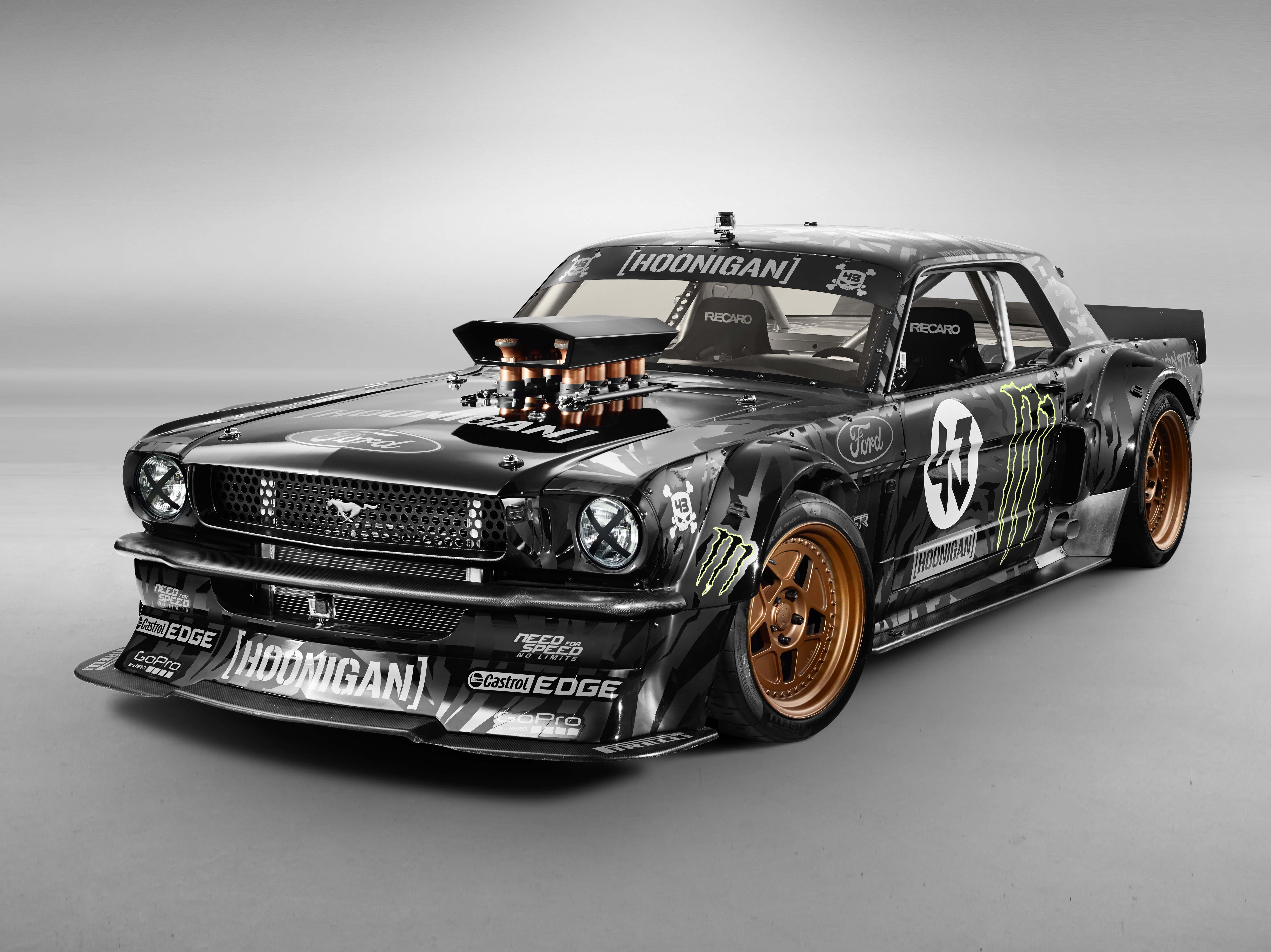 Ford Hoonigan Mustang