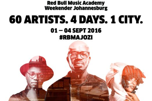 RED BULL MUSIC ACADEMY WEEKENDER IS ALMOST UPON IS