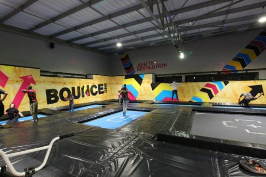 THE BOUNCE EXPERIENCE HITS THE CAPITAL THIS MONTH