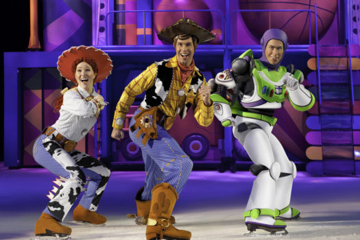 DISNEY ON ICE ADD DURBAN TO 2017 SCHEDULE