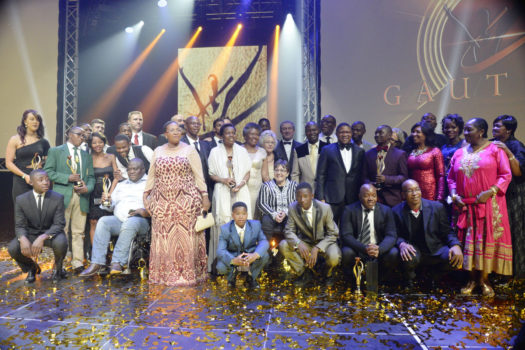 WHAT WENT DOWN AT THE GAUTENG SPORTS AWARDS LAST NITE