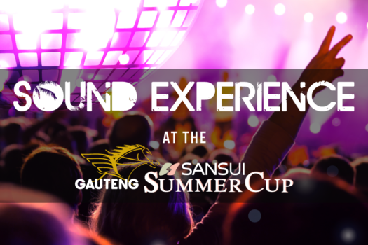 SOUND EXPERIENCE TO SHUT DOWN THE SANSUI SUMMER CUP