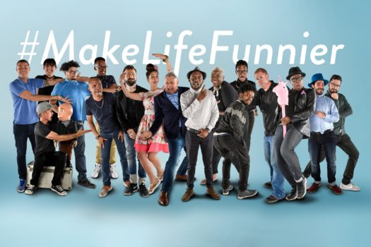 21 DIFFERENT WAYS TO FALL IN LOVE WITH SA COMEDY