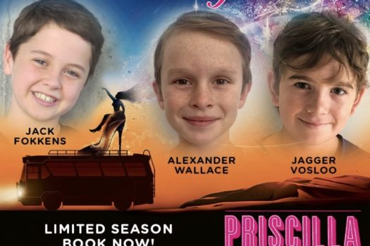 THREE CAPE TOWN BOYS TO STAR IN MUSICAL PRISCILLA