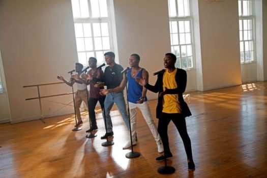 THE NEW EDITION 3 PART MINI SERIES PREMIERES ON BET