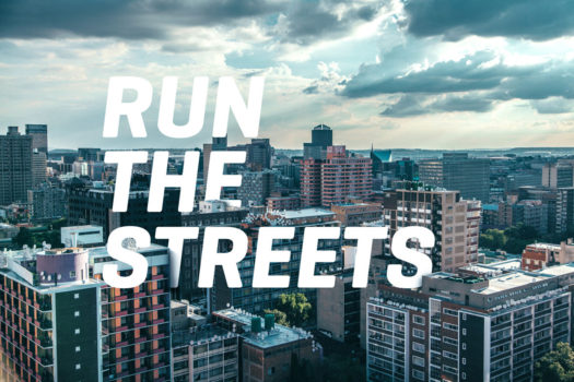 THE PUMA 'RUN THE STREETS' CAMPAIGN GETS A SURPRISE TWIST