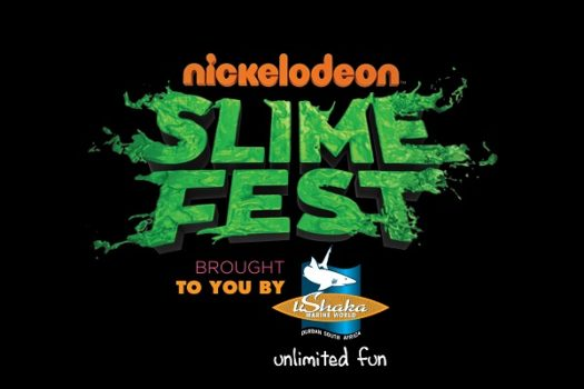 NICKOLODEON & uSHAKA MARINE WORLD GET SLIMY
