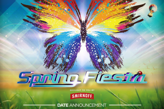 EXCITEMENT AROUND SPRING FIESTA 2017 DATE ANNOUNCEMENT