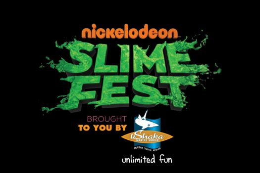 IT'S SLIME TIME AT USHAKA MARINE WORLD