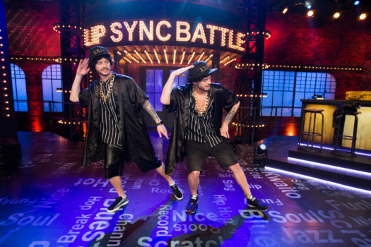EXCITING DOUBLE TROUBLE ON LIP SYNC THIS WEEK
