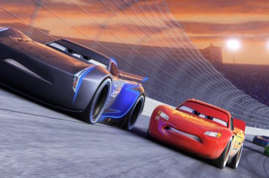 DISNEY FAVOURITE 'CARS' OPENS IN CINEMA'S THIS WEEK