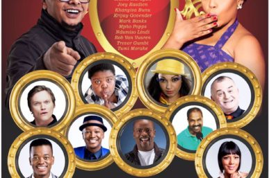 THE KINGS AND QUEENS OF COMEDY IS BACK NEXT MONTH