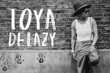 TOYA IS BACK WITH 2 NEW TRACKS FOR YOUTH MONTH