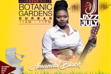 YOUNG TALENT TO HEADLINE JAZZ IN JULY FESTIVAL