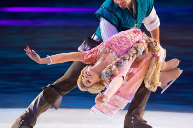 LOCAL SKATERS SET TO STAR IN DISNEY ON ICE'S NEWEST SHOW