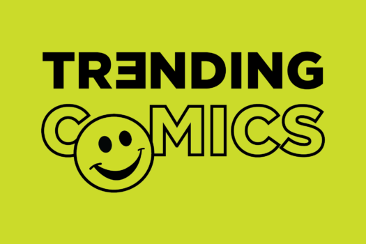 #TRENDINGCOMICS IS COMING TO TOWN LATER THIS YEAR