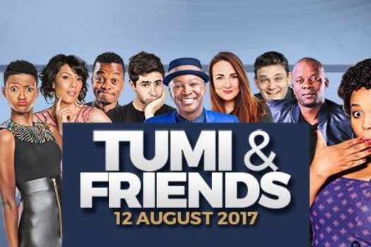 TUMI ADDS ONE MORE FRIEND TO HER COMEDY LINEUP