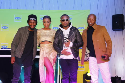 MTN & Touch HD LAUNCH THE MTN MEGASTAR COMPETITION