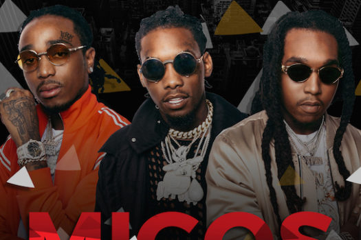 TRIO MIGOS HITS SA WITH THEIR CULTURE TOUR  THIS OCT