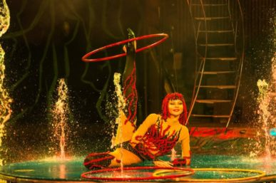 SPLASH – THE WATER CIRCUS HITS SA THIS MONTH