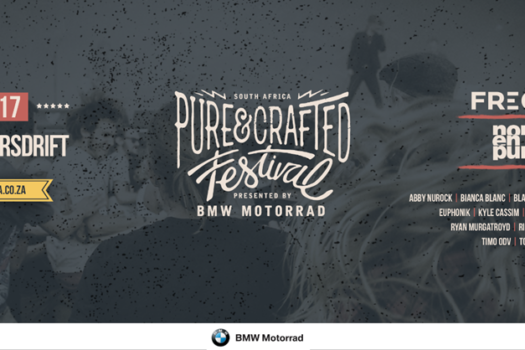PURE&CRAFTED SA FESTIVAL RETURNS TO JOZI NEXT MONTH