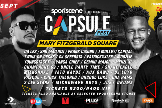 AKA & SHANE EAGLE JOIN STAR STUDDED CAPSULE FEST LINE-UP