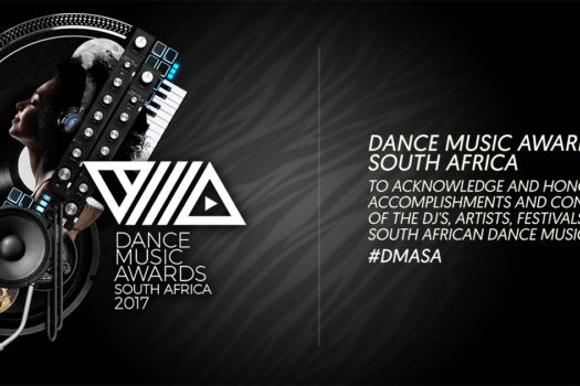 SA SELECTS TOP 5 NOMINEES FOR DANCE MUSIC AWARDS