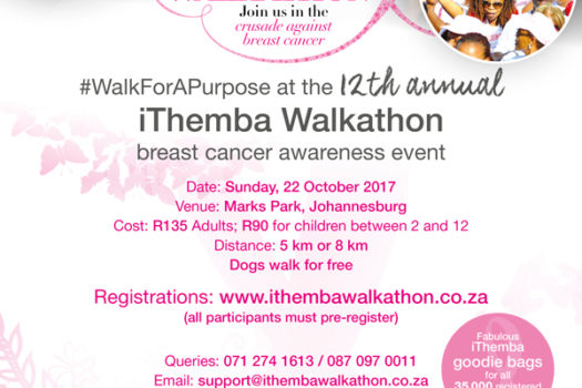 COUNTDOWN TO THE ANNUAL ITHEMBA WALKATHON