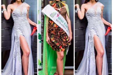 MISS EARTH SA KEEPS IT GREEN AS SHE DEPARTS FOR PHILIPPINES