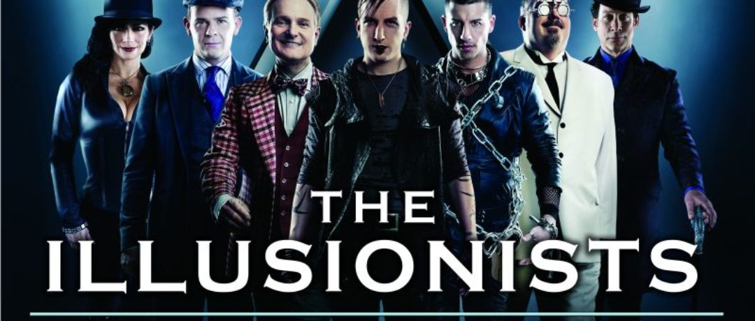 MIND-BENDING ACTS OF MAGIC AND ILLUSION DIRECT FROM BROADWAY