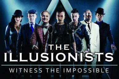 TWO EXTRA ILLUSIONISTS SHOWS ADDED AT THE TEATRO