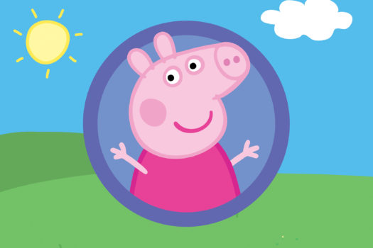 PEPA PIG HEADING TO SA FOR THE FIRST TIME NEXT MARCH