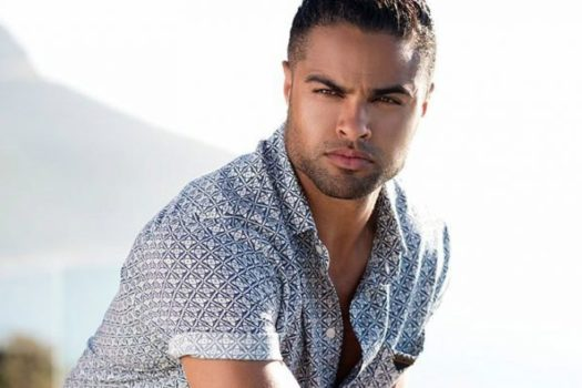CHRIS JAFTHA TO CO-HOST DANCING WITH THE STARS SOUTH AFRICA