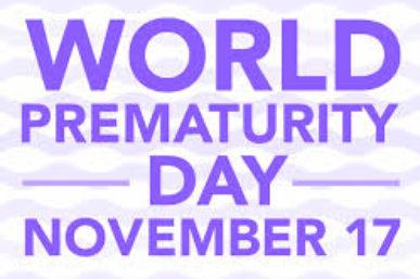WEAR PURPLE FOR ANNUAL WORLD PREMATURITY DAY TMW