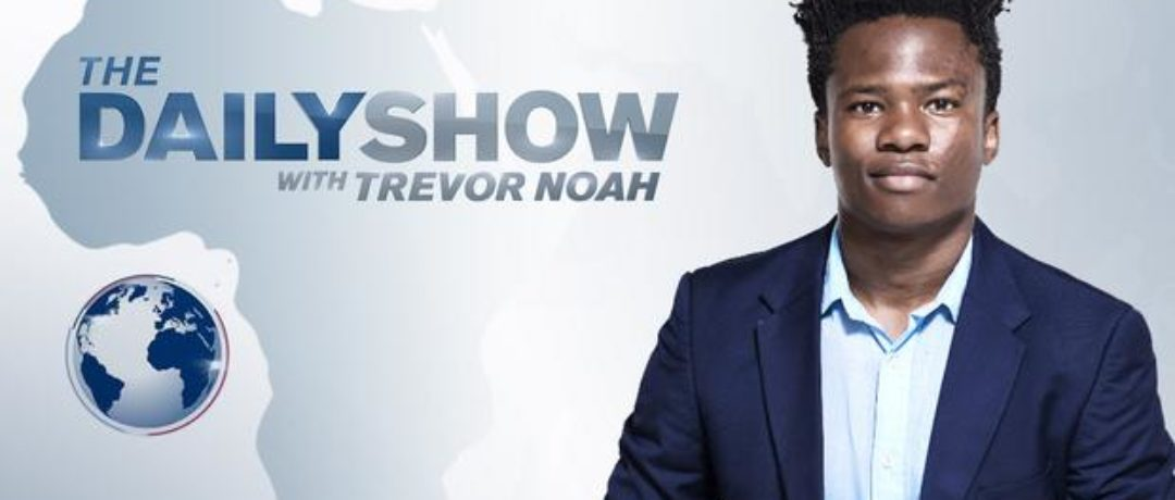 "LOYISO MADINGA TO HELM ""DAILY SHOW"" SEGMENTS FOR AFRICA"