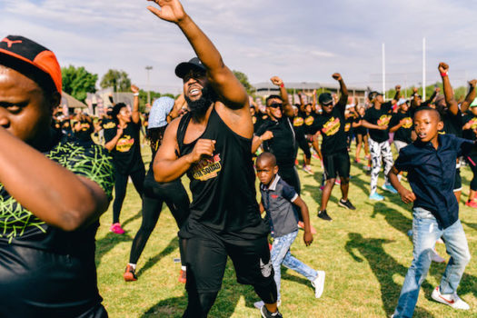 CASSPER NYOVEST LEADS BAR ONE GYM SQUAD