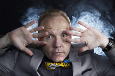 THE HILARIOUS HYPNOTIST CELEBRATES 25 YEARS IN THE GAME