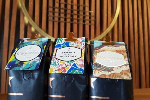 STAR BUCKS INTRODUCES JAMAICA BLUE MOUNTAIN COFFEE