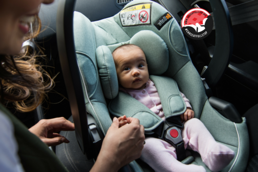 FORD SA PARTNERS WITH #CARSEATFULLSTOP ON CHILD SAFETY