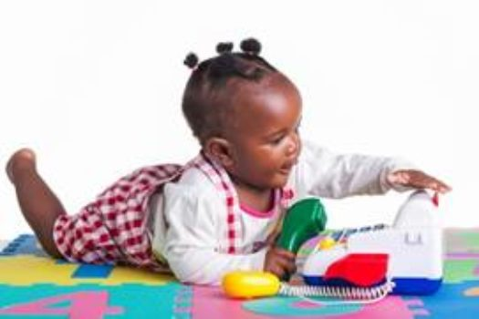 WHY PLAYTIME IS SUCH AN IMPORTANT PART OF BABY'S DEVELOPMENT
