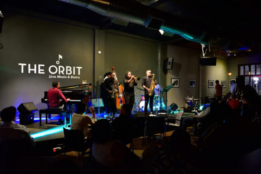THE ORBIT CELEBRATE THEIR ANNIVERSARY WITH #THE4THMOVEMENT