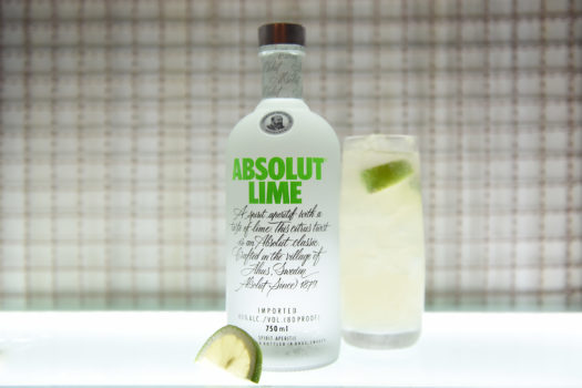 WIN WIN WIN IT'S ABOUT LIME WITH ABSOLUT'S LATEST FLAVOUR