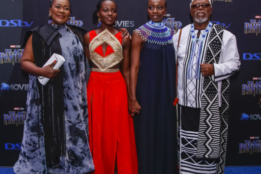 BLACK PANTHER X SOUTH AFRICA AND WHAT A PREMIERE IT WAS