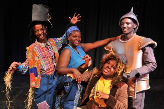 """THE WIZ"" SET TO DAZZLE US AT THE NSA's FESTIVAL OF THE ARTS"