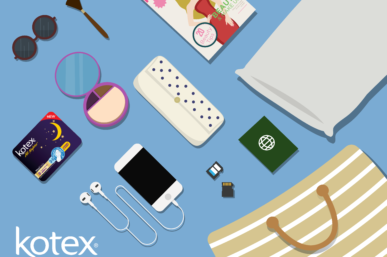 KOTEX® PUSHES THE SOUTH AFRICA PERIOD CONVERSATION FOWARD