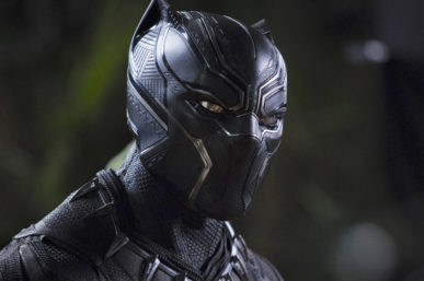MUCH ANTICIPATED MOVIE BLACK PANTHER LIVES UP TO THE HYPE