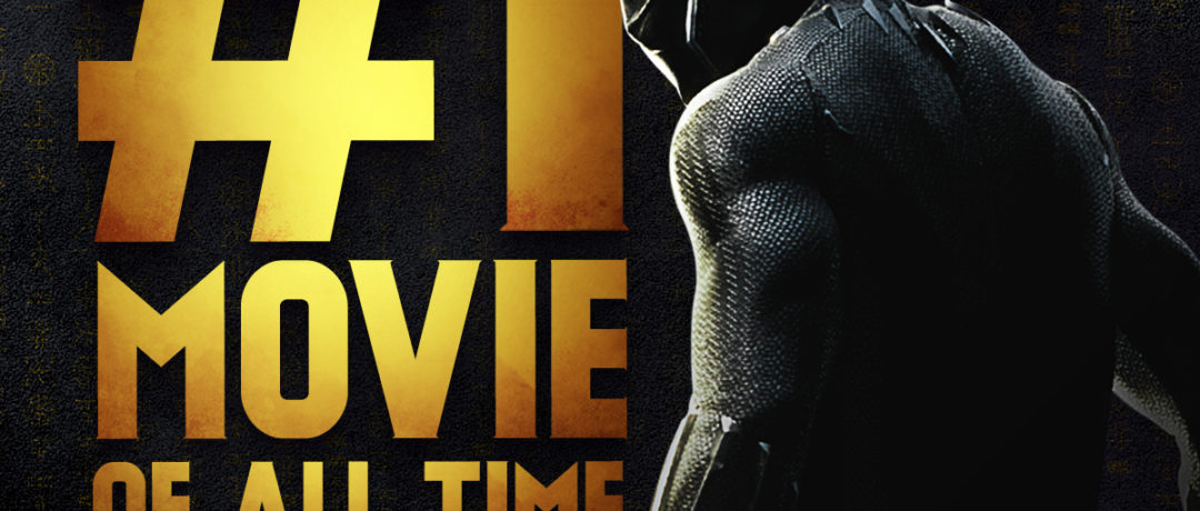 BLACK PANTHER HIGHEST GROSSING FILM OF ALL TIME IN AFRICA
